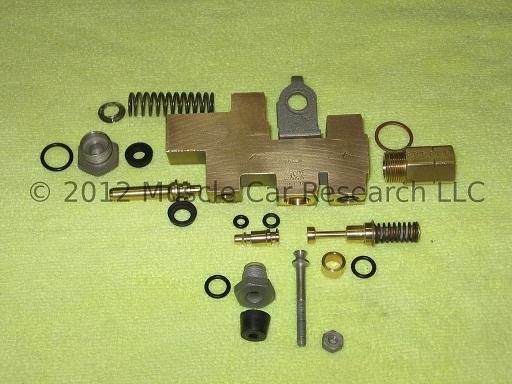 1970 1976 Mopar Combination Valve Rebuild Muscle Car